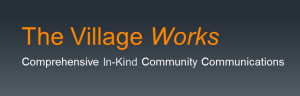 The Village Works biz card